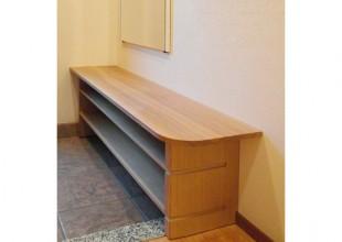 椅子・ソファ 玄関腰かけベンチ
