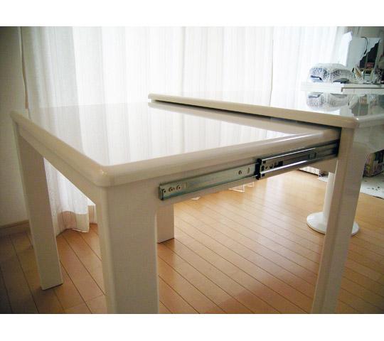 白塗りつぶし変形テーブル4