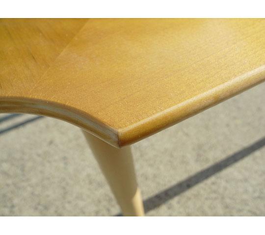 東京のオーダー家具屋の作る村野藤吾テーブル