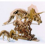 東京のオーダー家具ユウキが作った動く恐竜