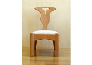 家具施工例 脳障害児 ルナ君の椅子