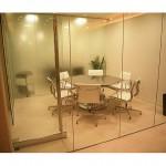 東京のオーダー家具ユウキが作ったステンレス天板の六角テーブル(Tー512)