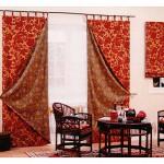 東京のオーダー家具ユウキが作ったユウキのオーダーカーテン