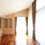 東京のオーダー家具ユウキが作ったモダンタイプのカーテン