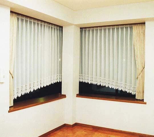 モダンタイプのカーテン04