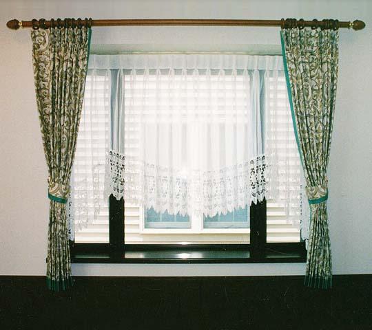 モダンタイプのカーテン06